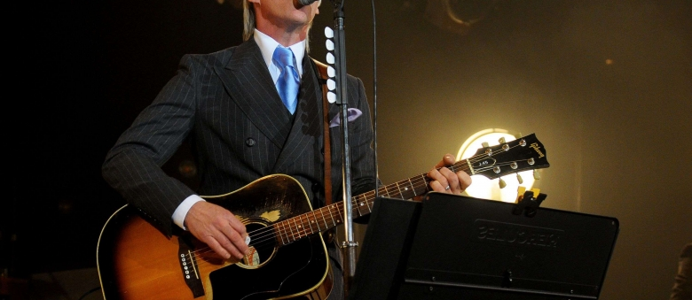 Paul Weller in concerto a Londra