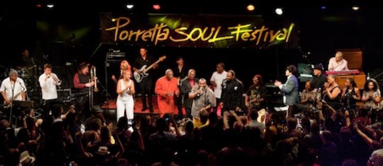 Porretta Soul Festival 2012