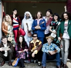 Edimburgo 2013 – Wellington International Ukulele Orchestra