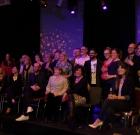 Swingle Singers, Elgar Room @Royal Albert Hall, Londra, 11 dicembre 2013