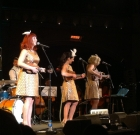 Puppini Sisters' Christmas Show, Union Chapel, Londra, 10 dicembre 2013