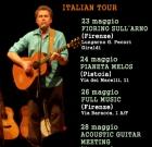 Ken Nicol, quattro date in Italia