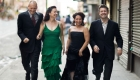 New York Voices ospiti degli Swingle Singers