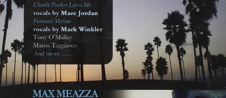 Max Meazza – Charlie Parker Loves Me
