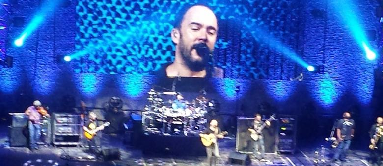 Dave Matthews Band, Palalottomatica, Roma, 20 ottobre 2015