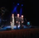 Trio Servillo-Girotto-Mangalavite, Auditorium Parco della Musica, Roma, 24 novembre 2015
