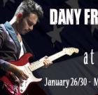 """Dany Franchi: """"A Memphis per trovare ispirazione"""""""
