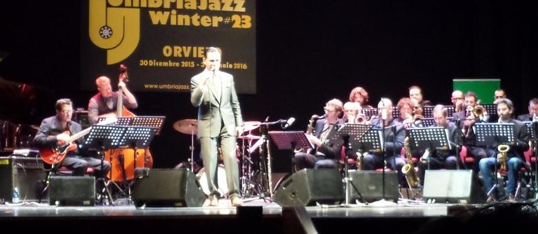 Kurt Elling, Umbria Jazz Winter, Orvieto, 2-3 gennaio 2016