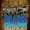 European Blues Challenge #6 – Serata finale, Palazzetto sport, Torrita di Siena, 9 aprile 2016