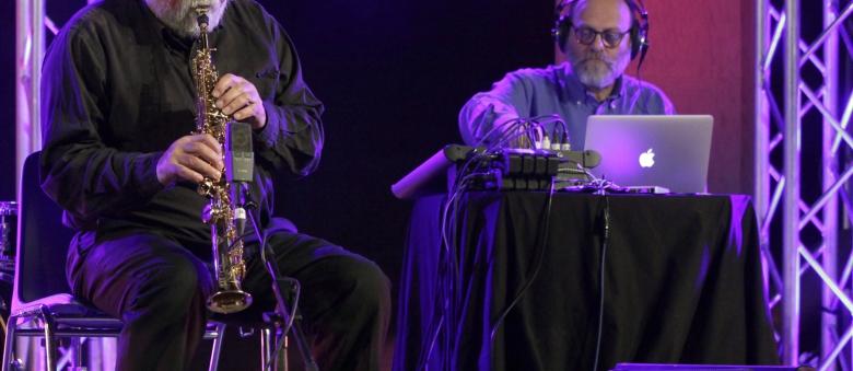 """Evan Parker: """"L'elettronica aiuta l'improvvisazione"""""""