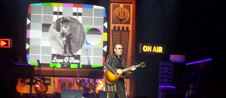 Elvis Costello, Teatro Verdi, Firenze, 27 maggio 2016