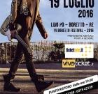 Robben Ford a Boretto Po il 19 luglio 2016