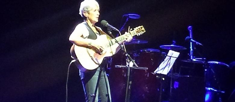 Joan Baez, Pala De Andrè, Ravenna Festival, 13 luglio 2016