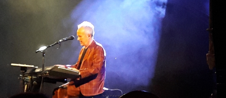 Howard Jones, Union Chapel, Londra, 28 marzo 2017