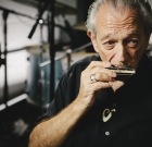 "Charlie Musselwhite: ""Dal blues alle immagini"""