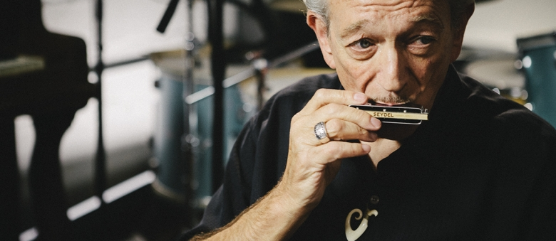 """Charlie Musselwhite: """"Dal blues alle immagini"""""""