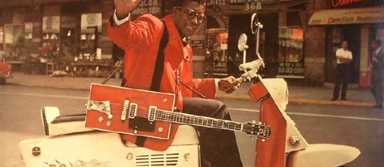 Bo Diddley – Have Guitar, Will Travel