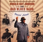 Donald Ray Johnson & Gas Blues Band – Bluesin' Around