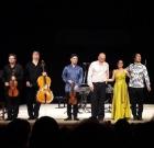 The Music Critic, John Malkovich, quintetto Igudesman & Joo, Teatro Cucinelli, Solomeo (Perugia), 19 maggio 2018