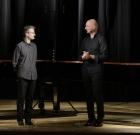 Andrea Bacchetti vs. Michele Di Toro, Summer Festival Accademia Pianistica, Teatro dell'Osservanza, Imola, 17 luglio 2018