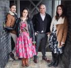 Manchester Folk Festival / English Folk Expo, prima giornata, Theatre 1 & 2 Home, Manchester, 18 ottobre 2018