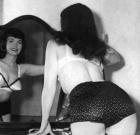 Bettie Page left the building (Ten years after)
