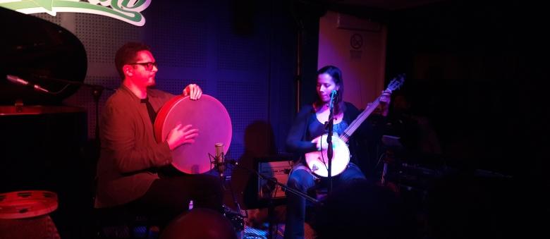Rhiannon Giddens e Francesco Turrisi, Folk Club, Torino, 18 gennaio 2019