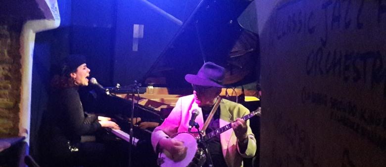 Lino Patruno Jazz Monday, Alexanderplatz, Roma, 28 gennaio 2019