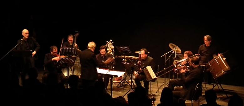 Histoire du soldat, Peppe Servillo e solisti Roma Sinfonietta, Tenuta dello Scompiglio, Vorno (Lucca), 23 febbraio 2019