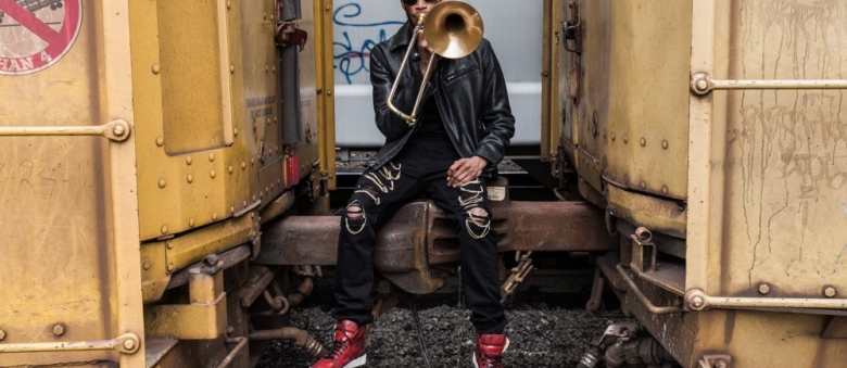 """Trombone Shorty: """"Porto nel mondo la nuova anima di New Orleans"""""""