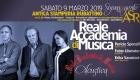 Reale Accademia di Musica in versione acustica a Roma