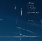 Kim Kashkashian – J.S.Bach Six Suites for Viola Solo BWV 1007-1012