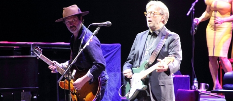 Eric Clapton, Royal Albert Hall, Londra, 15 maggio 2019