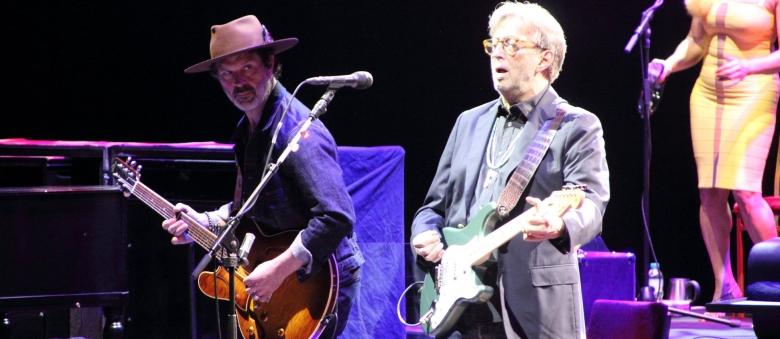 Eric Clapton, Royal Albert Hall, Londra, 15 maggio 2019