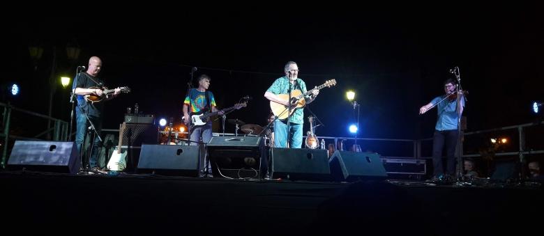 David Bromberg, Festival Musicastrada, Piazza Indipendenza, Calcinaia, 23 luglio 2019