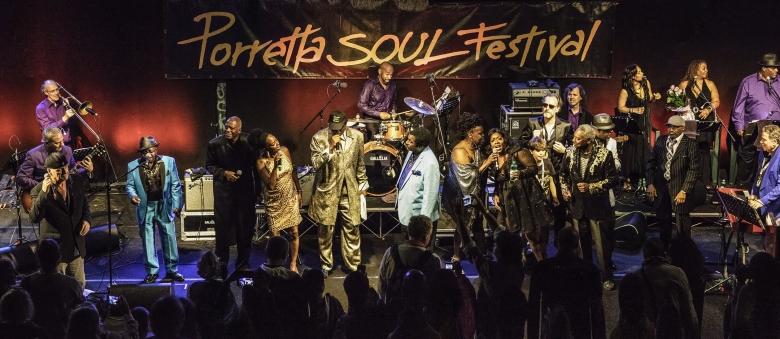 Dal 18 al 21 luglio il XXXII Porretta Soul Festival