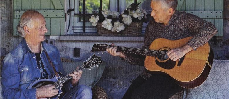 Paolo Bonfanti & Martino Coppo – Pracina Stomp