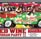XI Red Wine Bluegrass Party 1969-2019 L'altra Woodstock