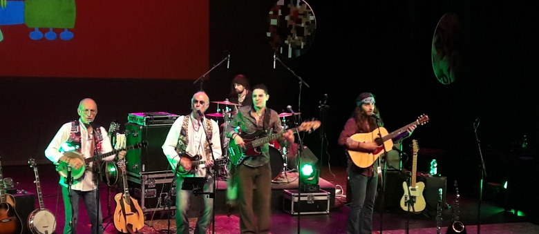The Red Wine Bluegrass Party n. 11, Teatro della Tosse, Genova, 16 novembre 2019