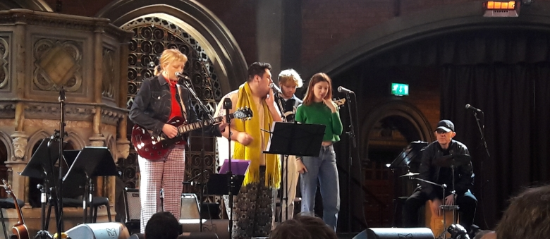 Daylight Music & FreeStage, London Jazz Festival, Union Chapel & Barbican, 23 novembre 2019