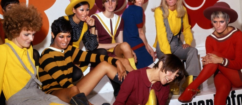 Mary Quant, Victoria and Albert Museum, Londra