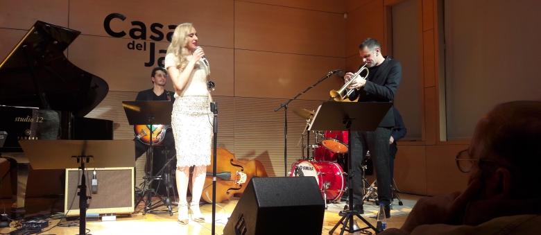 Valentina Gullace / La mia stanza segreta, Casa del Jazz, Roma, 10 dicembre 2019