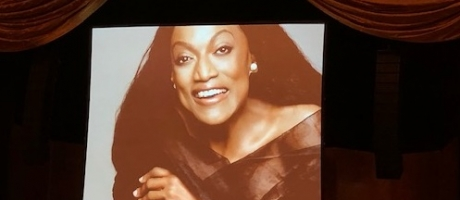 A Jessye Norman Celebration, Metropolitan, New York, 24 novembre 2019