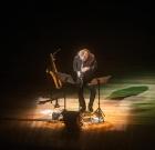 Sulle vie del tango. Un sogno di Borges, Massimo Popolizio e Javier Girotto, Teatro Palladium, Roma, 11 dicembre 2019
