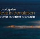 Rosario Giuliani – Love in translation