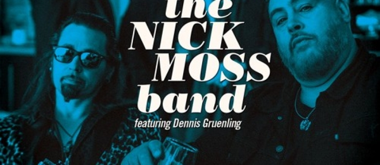 The Nick Moss Band – Lucky Guy!