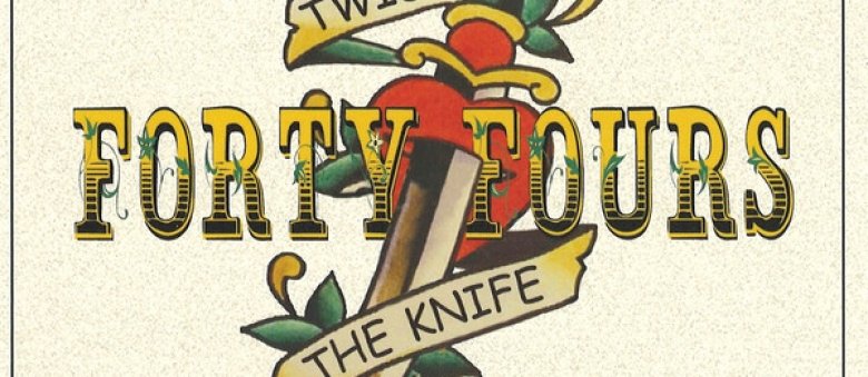 The Forty Fours – Twist The Knife