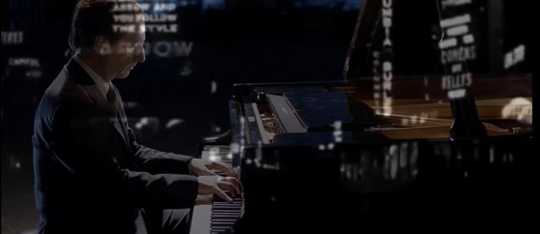 Hershey Felder, George Gershwin Alone, Teatro della Pergola, Firenze, 14 settembre 2020