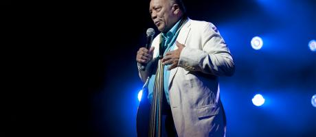 """Quincy Jones: """"Vi porto la grande musica su cellulari e tablet"""""""