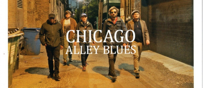 Eddie Kold Band – Chicago Alley Blues